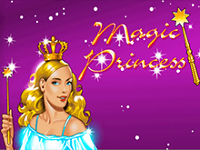 Автомат Magic Princess на зеркале казино