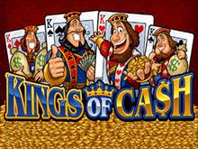 Kings Of Cash: играть в слот онлайн с бесплатными спинами